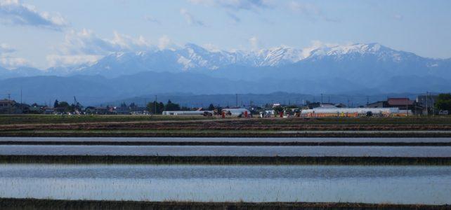 会津路 新緑峠とグルメ旅