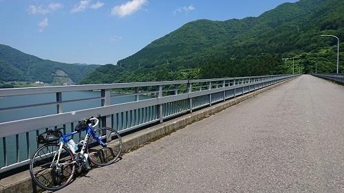 会津田島~喜多方 会津の川沿いライド