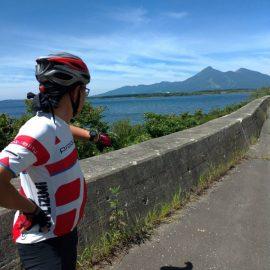 大学生のわが子との2泊3日の会津地方自転車練習ふたり旅